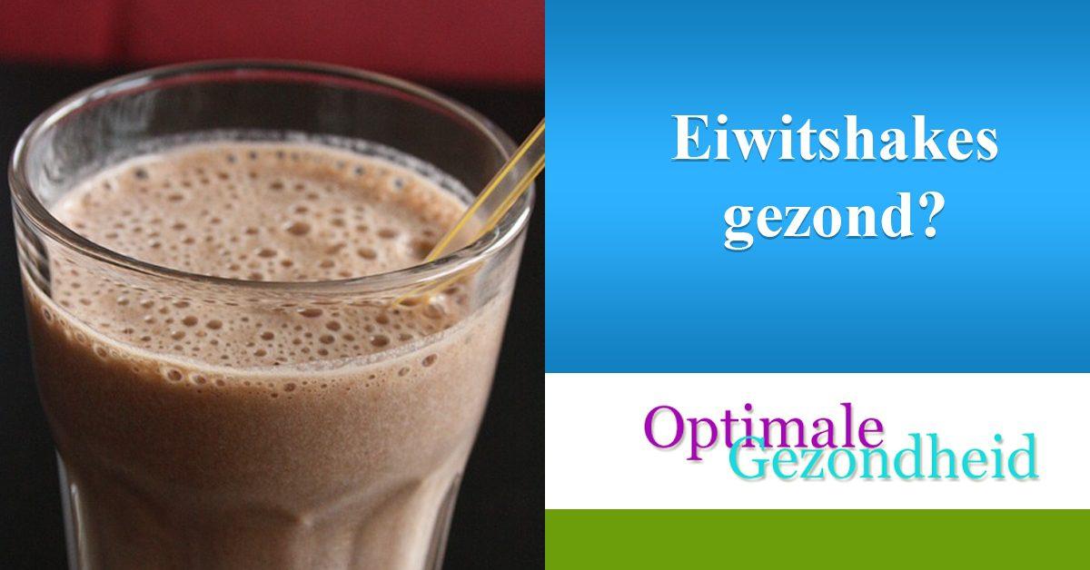 eiwit proteine shake