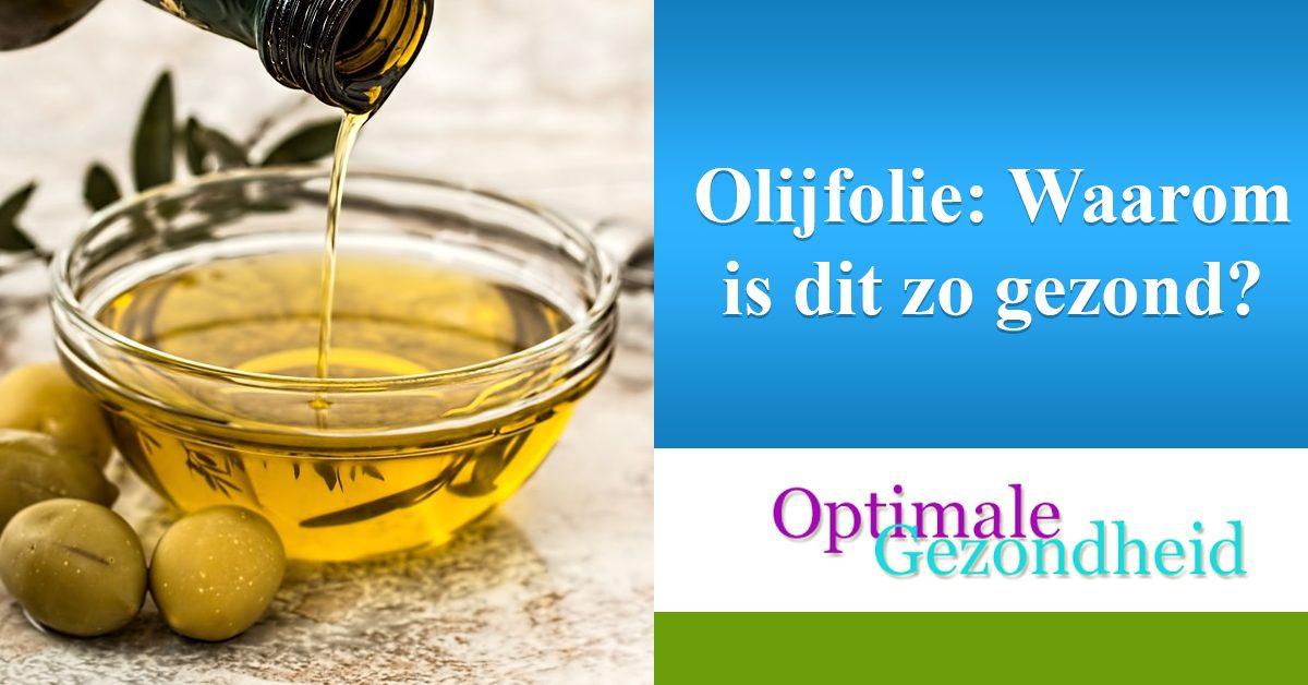 olijfolie droge huid