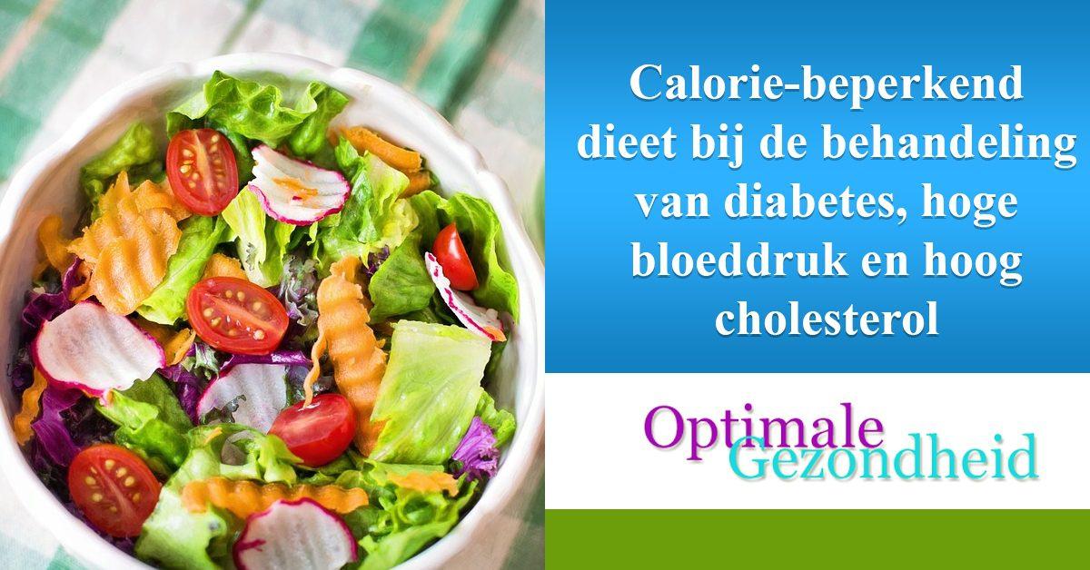 voeding en cholesterol