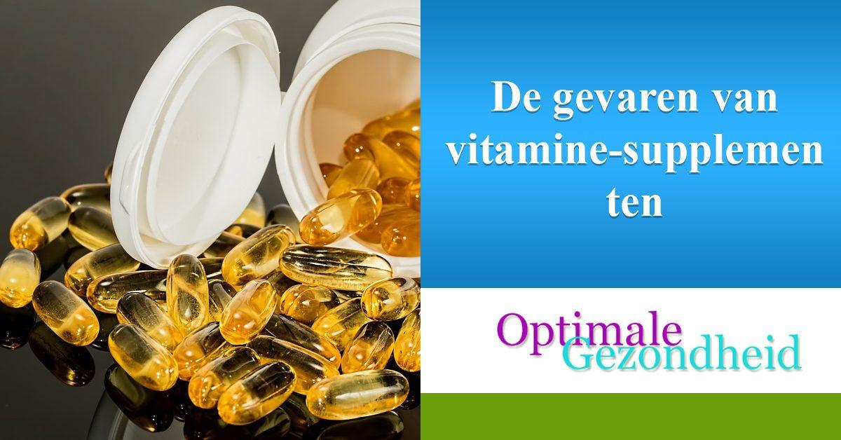 teveel aan vitamine b