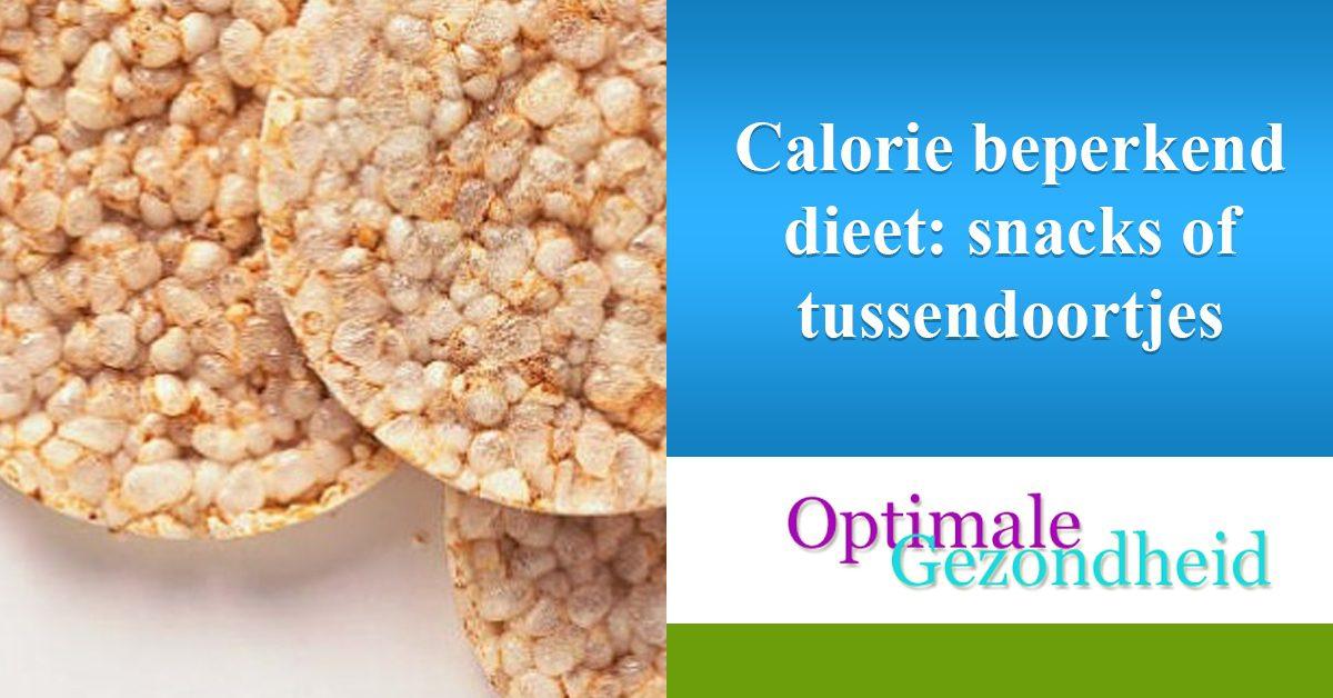 gezonde calorieën