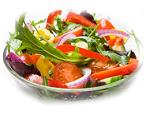 verse salade is rijk aan fytonutriënten