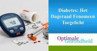 Diabetes Het Dageraad Fenomeen Toegelicht