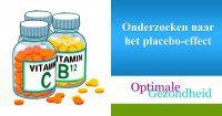 Onderzoeken naar het placebo-effect