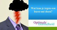 Wat kan je tegen een burn-out doen