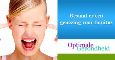 Bestaat er een genezing voor tinnitus