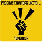Procrastinatie ofwel uitstellen