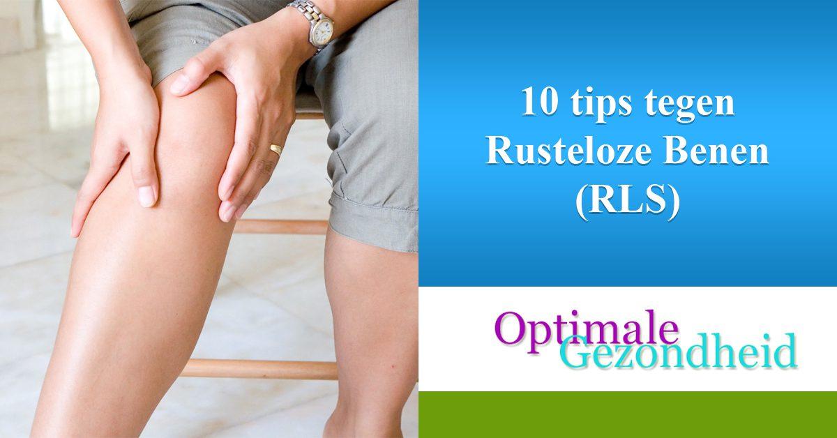 10 Tips Tegen Rusteloze Benen Rls