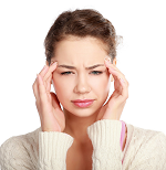 hoofdpijn prikkels