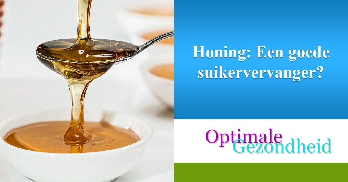 Honing Een goede suikervervanger