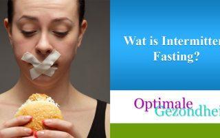 Wat is Intermittent Fasting