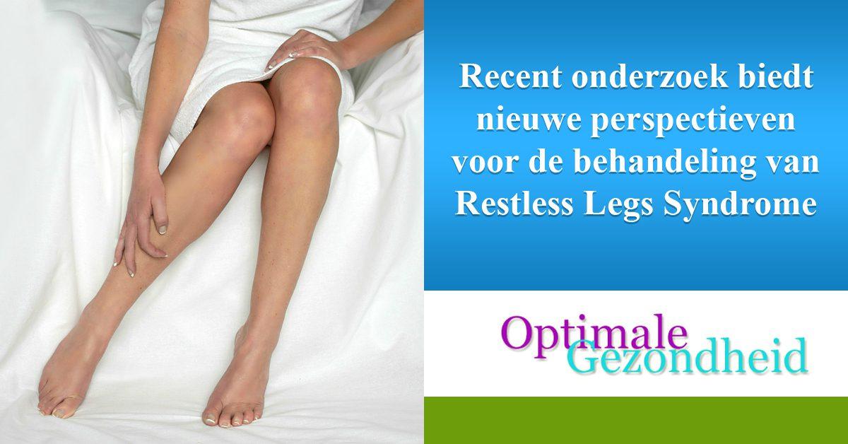 medicijnen restless legs