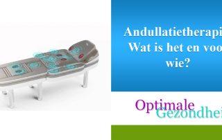Andullatietherapie Wat is het en voor wie