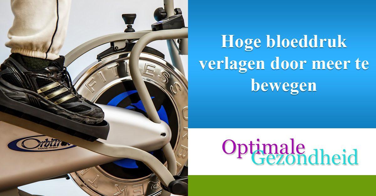 hoe hoog mag de bloeddruk zijn bij inspanning