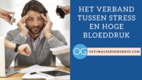 Stress en hoge bloeddruk