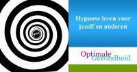 Hypnose leren voor jezelf en anderen