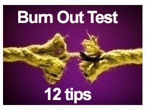 burn out test