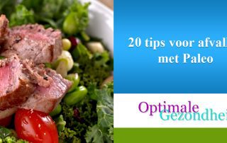 20 tips voor afvallen met Paleo