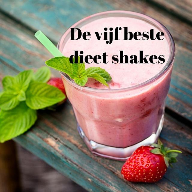 groente shakes recepten afvallen