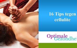 16 Tips tegen cellulite