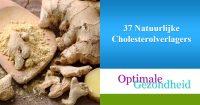 37 Natuurlijke Cholesterolverlagers