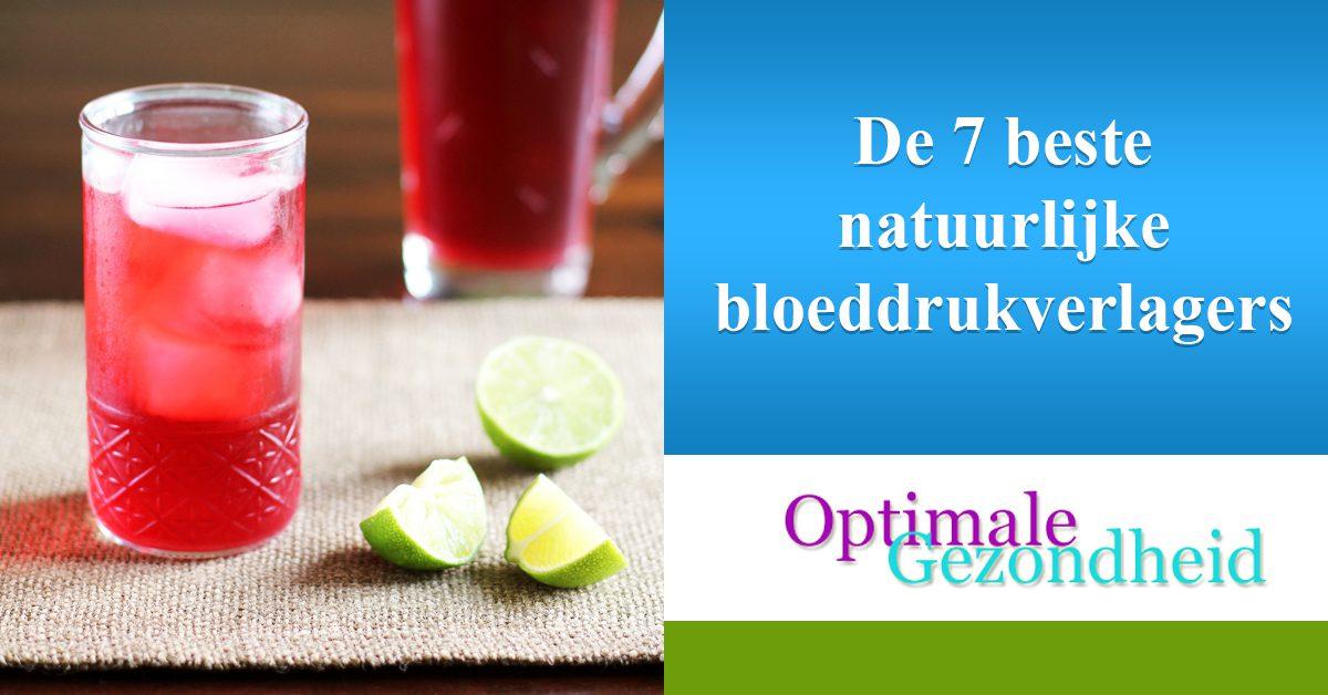 De 7 beste natuurlijke bloeddrukverlagers