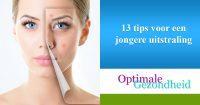 13 tips voor een jongere uitstraling