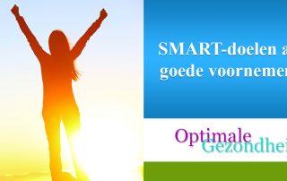 SMART-doelen als goede voornemens