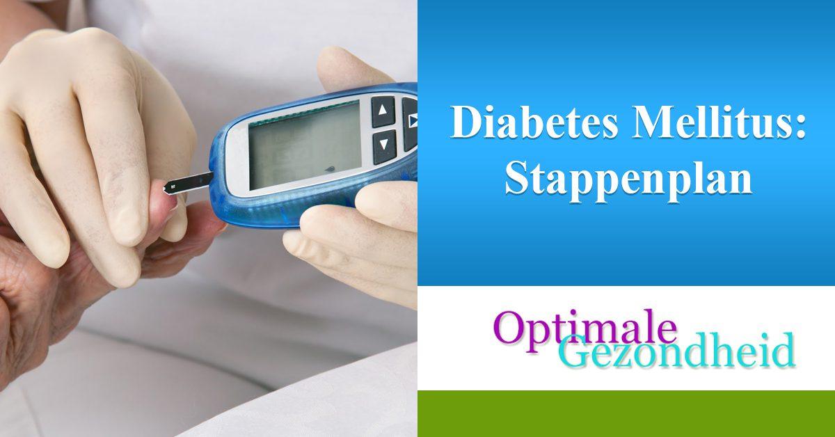 Diabetes Mellitus Stappenplan