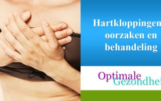 Hartkloppingen – oorzaken en behandeling