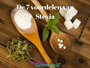 voordelen van stevia
