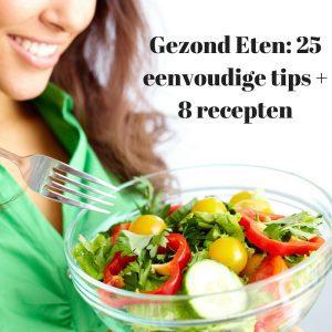 gezond eten tips recepten