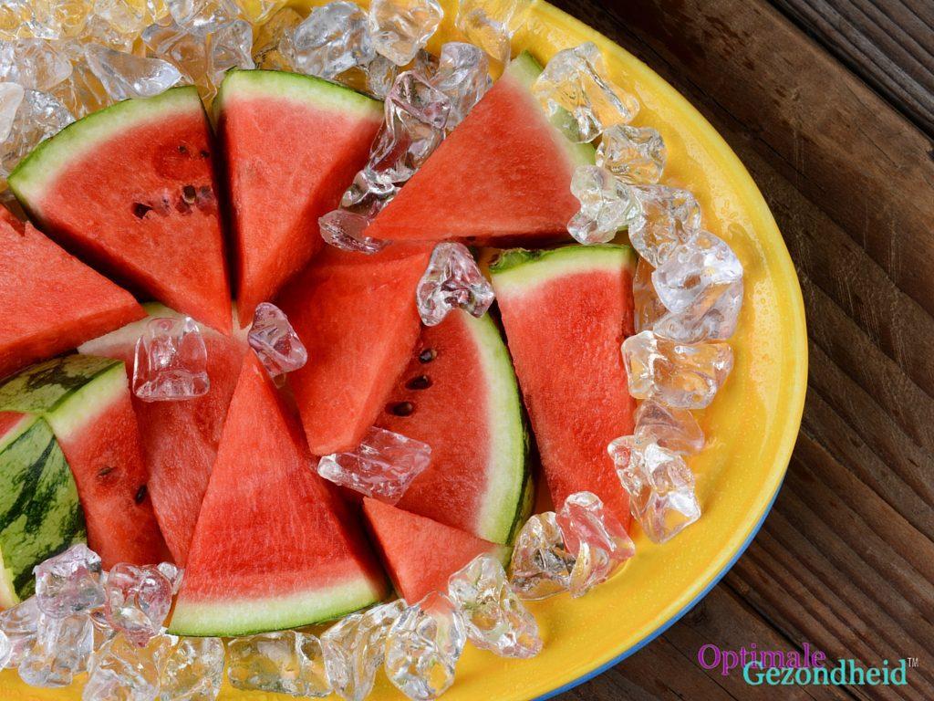 watermeloen voordelen