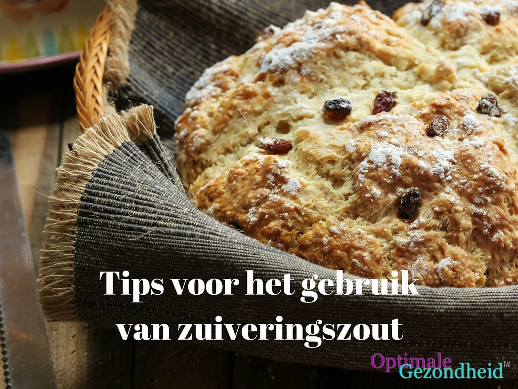 zuiveringszout tips