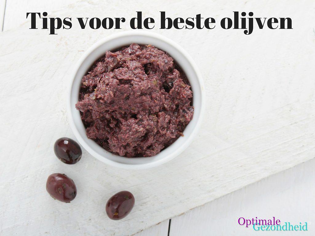 Tips voor de beste olijven afbeelding