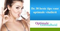 De 30 beste tips voor optimale vitaliteit