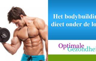 Het bodybuilding dieet onder de loep