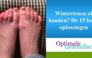 Wintertenen of handen De 15 beste oplossingen