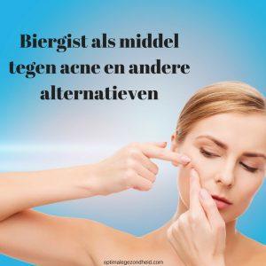 pilletjes tegen acne