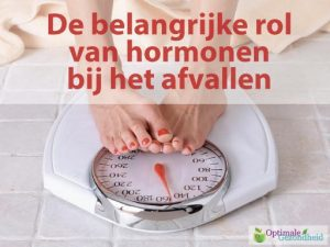 afvallen na hormonen