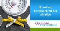 De rol van hormonen bij het afvallen