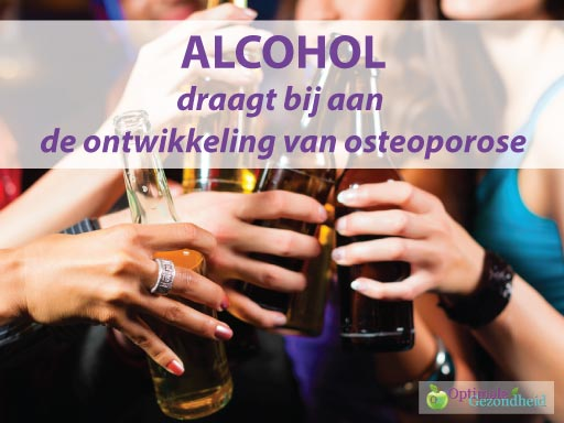 osteoporose & alcohol