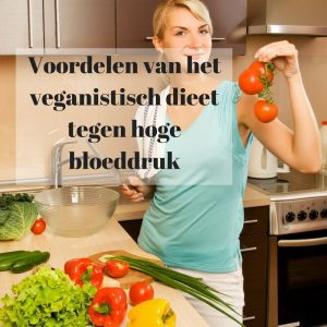 veganistisch dieet bloeddruk