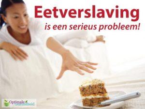 Eetverslaving is een serieus probleem. Hoe pak je dit aan?