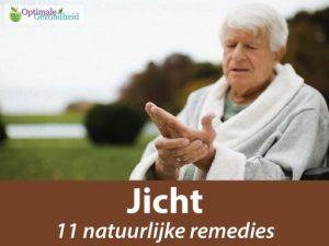 natuurlijke remedies tegen jicht