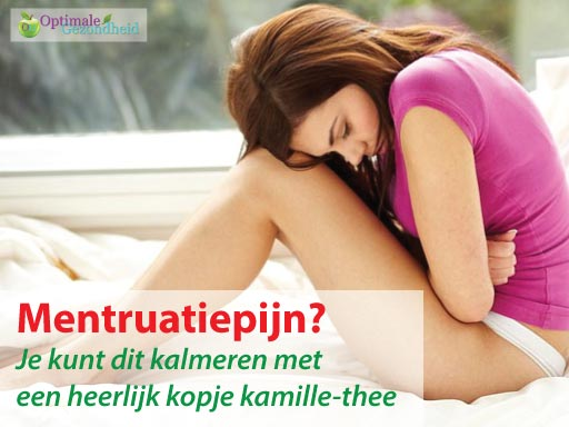 kamillethee