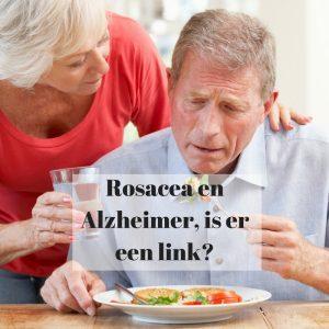 Rosacea en Alzheimer, is er een link?