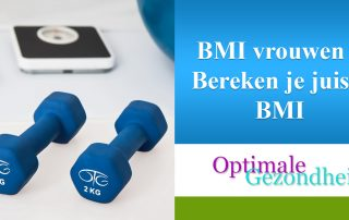 BMI vrouwen – Bereken je juiste BMI