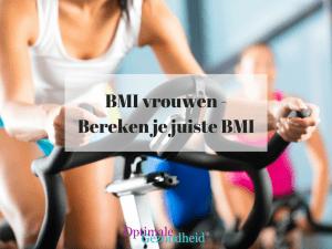 BMI vrouwen