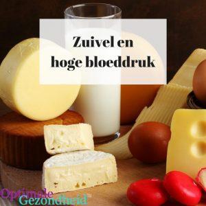 Zuivel en hoge bloeddruk: melk, kaas of yoghurt: welke is het beste?